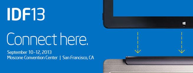 Speciale Intel Developer Forum 2013
