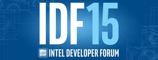 Speciale Intel Developer Forum 2015