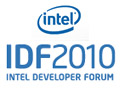 Intel Developer Forum Beijing 2010