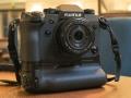 Fujifilm X-H1: eccola dal vivo