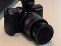 Canon EOS M3: terza generazione mirrorless