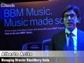 BlackBerry: ambienti di collaborazione e BB OS 10 su Porsche