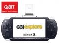 Cebit 2008: PSP GPS Go!Explore