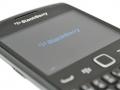 BlackBerry Curve 9360: poco autonomo