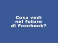 Cosa c'è nel futuro di Facebook?