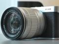 Dal vivo Fujifilm X-A2: autofocus aggiornato, Wi-Fi e display ribaltabile