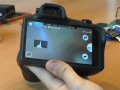 Samsung Galaxy NX Camera: ottiche intercambiabili e Android, eccola dal vivo