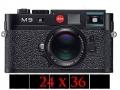 Leica con M9 torna al formato Leica 35mm