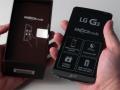LG G3: unboxing e prima accensione in redazione