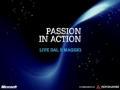 Microsoft: Passion in action