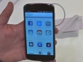 Ubuntu Touch: eccolo dal vivo al MWC 2014 su un Google Nexus 4