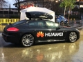Huawei e Porsche per la guida autonoma