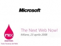 Next Web now