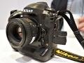 Nikon D4 dal vivo al CES 2012