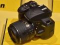 Nikon al CES 2014: nuova reflex D3300