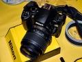 PMA 2008: Nikon D60
