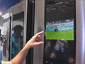 Un frigorifero con computer integrato da Samsung a IFA 2016