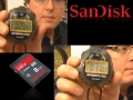 Photoshow: SD Sandisk e concorrenti a confronto