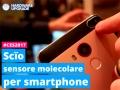 SCiO: spettroscopia NIR per smartphone e bilance