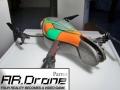 Parrot AR.Drone: elicottero radiocomandato con l'Phone