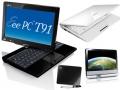 Asus: Tablet T91, EeeBox, EeeTop e EeePC Seashell
