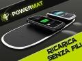 Rivoluzione senza fili per la ricarica: Powermat