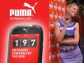 PUMA phone in collaborazione con Sagem