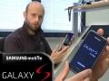 Samsung Galaxy S: unboxing e primo contatto