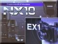 Samsung NX10 e EX1: coppia che punta alla qualità