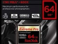 SanDisk Extreme Pro: fino a 90MB/s