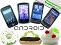 Android 16/2.1/2.2: punto della situazione aggiornamenti