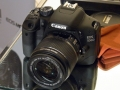 Canon EOS 550D: piccola e completa