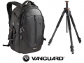 Vanguard: borse e cavalletti per l'outdoor