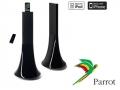 Parrot Zikmu: design e tecnologia Bluetooth