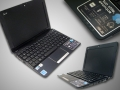 Eee PC 1015PEM con Intel Atom N550