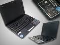 Eee PC 1015PEM con Intel Atom N550