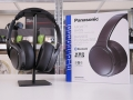 Cuffie wireless Panasonic RB-M700B: noise cancelling e bassi SUPER
