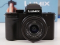 Panasonic Lumix G100: la mirrorless tascabile per YouTuber