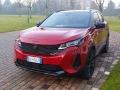 Nuova Peugeot 3008: Test Drive