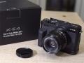 Fujifilm X-E4: ancora più essenziale e ora più veloce