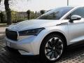 Skoda Enyaq: test drive del SUV elettrico da 520km di autonomia