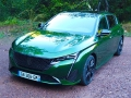 Peugeot 308, al volante della nuova plug-in hybrid