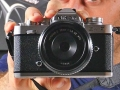 Nikon Z fc: APS-C moderna in salsa vintage. Ombre e luci