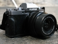 Fujifilm X-T100: eccola dal vivo