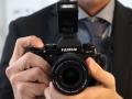 Fujifilm X-T1: ecco dal vivo la nuova mirrorless