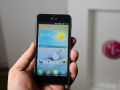 Optimus F5, lo smartphone LTE di LG in anteprima al MWC 2013