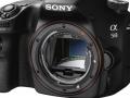 SLT Sony Alpha A58, primo contatto