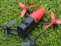 Rotte autonome via GPS per Parrot Bebop Drone