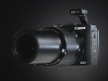 Canon G3 X: superzoom 24-600mm con sensore da 1 pollice