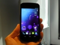 Samsung Nexus Galaxy: primo contatto con Ice Cream Sandwich